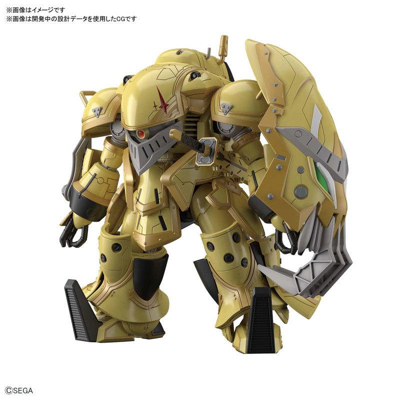 HG 124 霊子戦闘機・無限(望月あざみ機) プラモデルTOY-RBT-5290_02