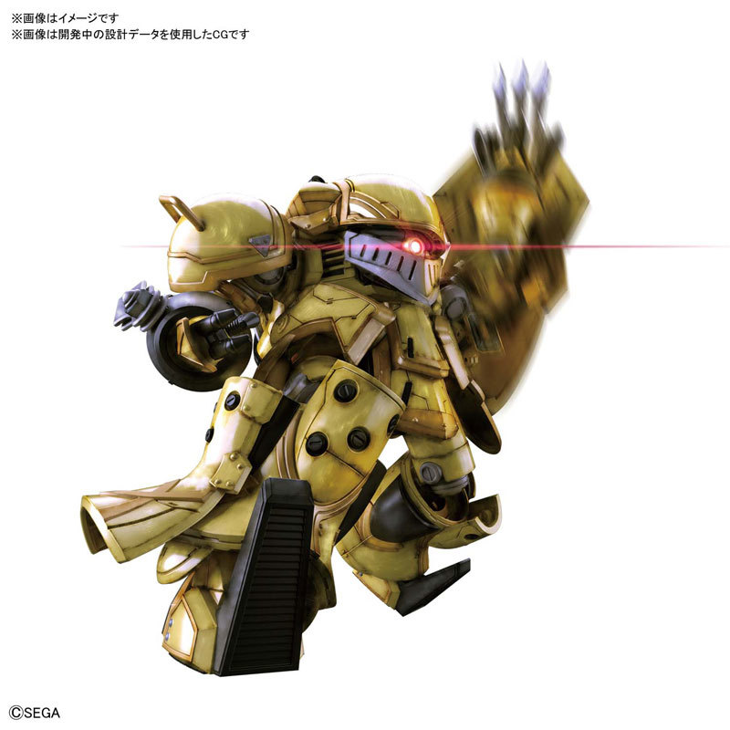 HG 124 霊子戦闘機・無限(望月あざみ機) プラモデルTOY-RBT-5290_03