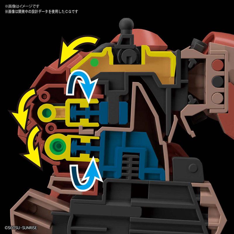 HGUC 1144 メッサー プラモデルTOY-GDM-4723_03