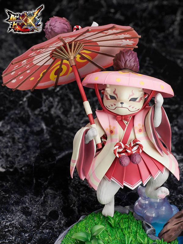 MONSTER HUNTER XX ミツネシリーズ 女性ガンナー 17 完成品フィギュアFIGURE-051382_09