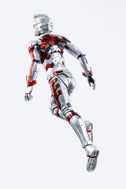 ULTRAMAN ACE SUIT (Anime Version) 可動フィギュアFIGURE-054303_12