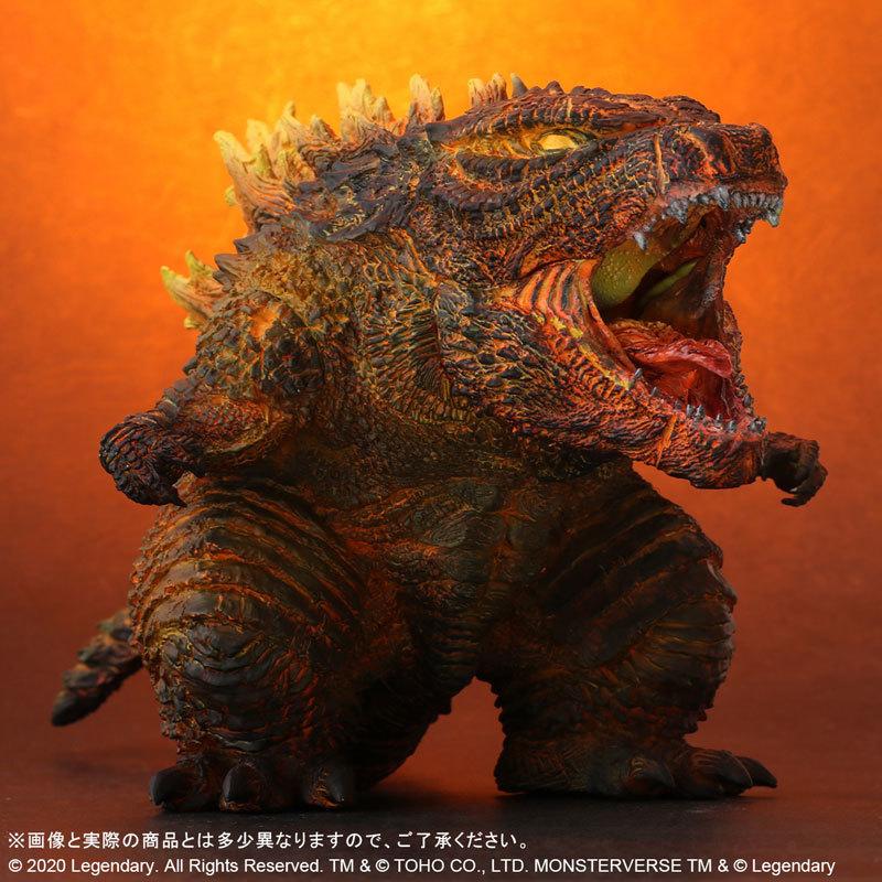 デフォリアル バーニング・ゴジラ(2019) 完成品フィギュアFIGURE-056052_01