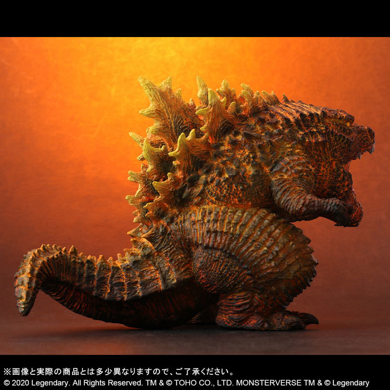 デフォリアル バーニング・ゴジラ(2019) 完成品フィギュアFIGURE-056052_04