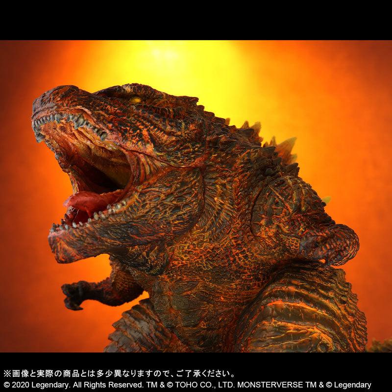 デフォリアル バーニング・ゴジラ(2019) 完成品フィギュアFIGURE-056052_06