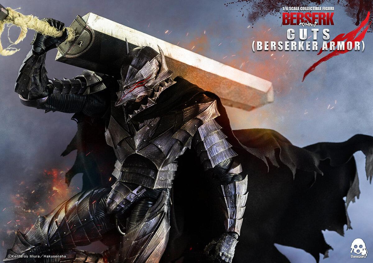 ベルセルク ガッツ(狂戦士の甲冑) 可動フィギュア11