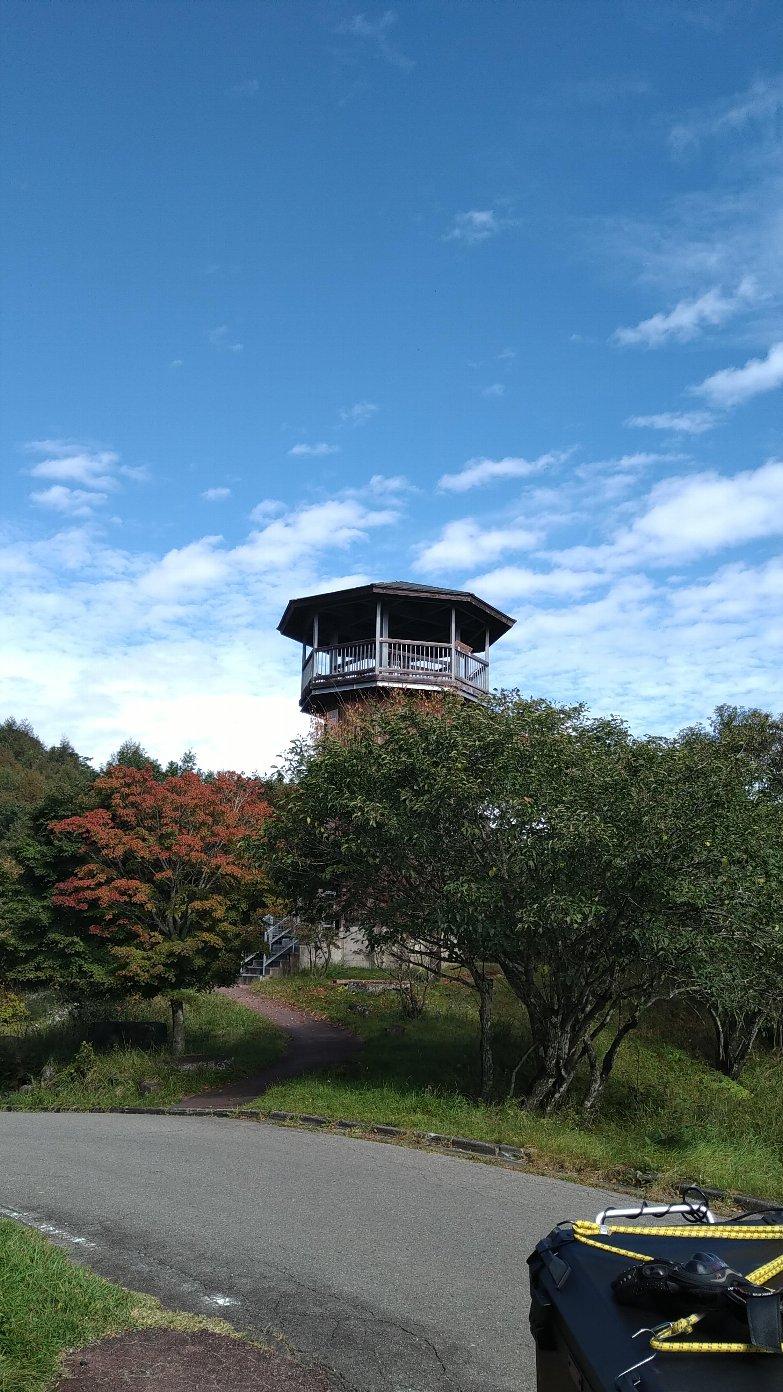 十石峠展望台遠景