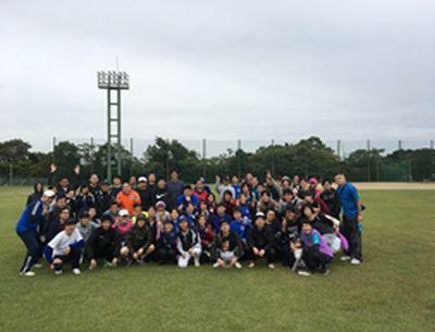 20191031神穂_ソフトボール大会03
