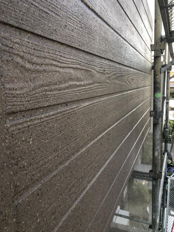 N醍醐外壁塗装ベランダ