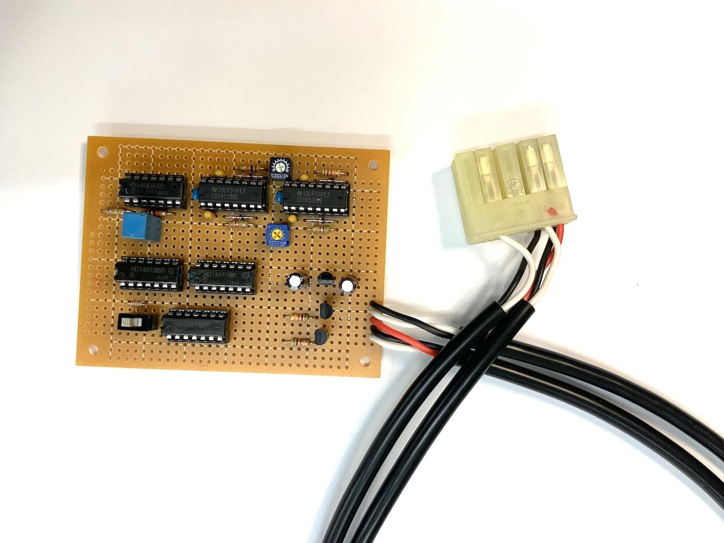 信号発回路1