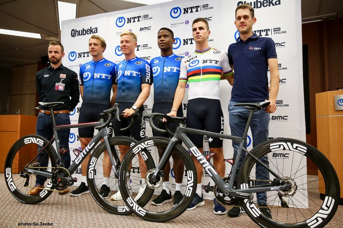 NTTプロサイクリングチーム