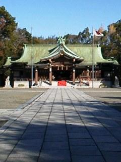 大阪護國神社2