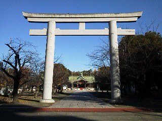 大阪護國神社1