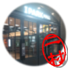ヨンサン駅,飲食店街