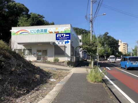 にじ色茶屋 20190813