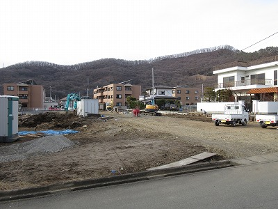 甲府市和田町 分譲地 緑が丘
