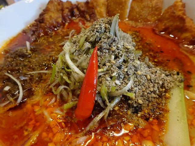 四川担々麺 どういうわけで2 (8)