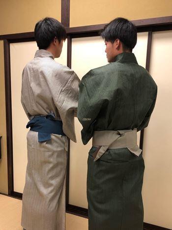 2019男 浴衣 _R
