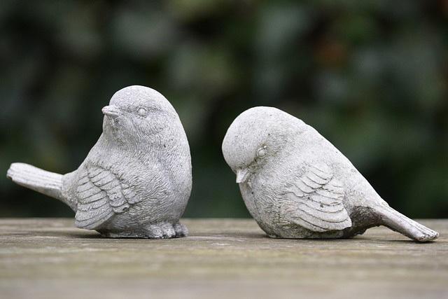 小鳥置物イメージ