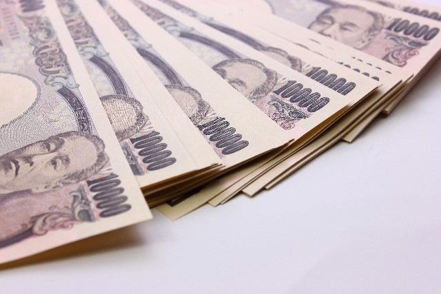 お金とお札イメージ