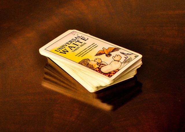 占いカードイメージ