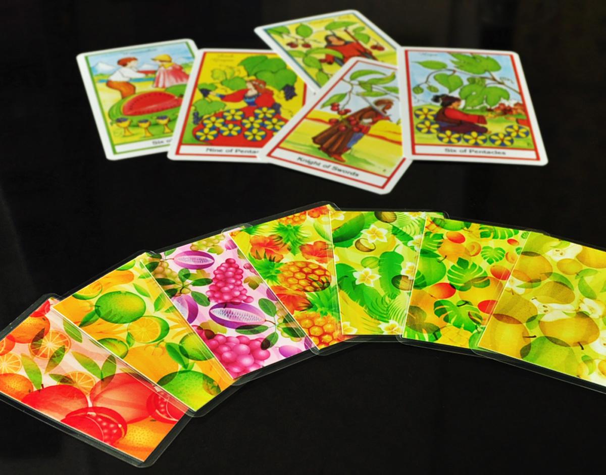 風水果実カードトップイメージ