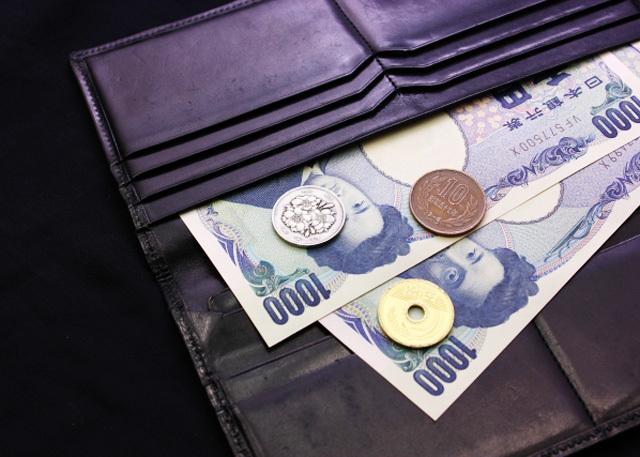 お財布中身イメージ