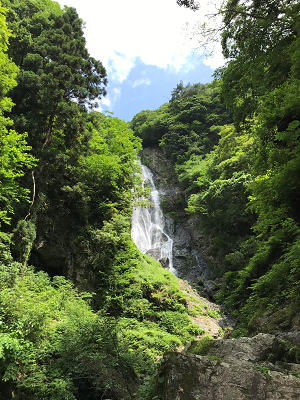 神庭の滝1