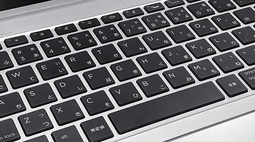 HP EliteBook x360 1040 G5_キーボード_IMG_20190706_065033t