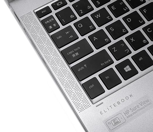 HP EliteBook x360 1040 G5_スピーカー_IMG_20190706_021147