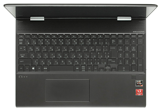 HP ENVY x360 15-ds0000_キーボード_0G1A1509b