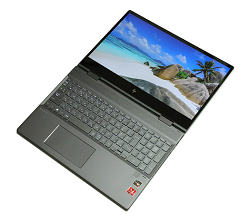 250_HP ENVY x360 15-ds0000_フラットモード_0G1A1816