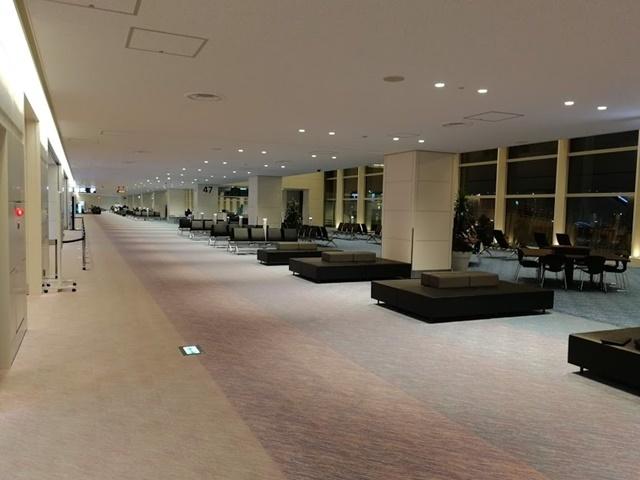 羽田第2ターミナル サテライト搭乗口