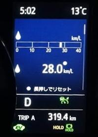 燃費20191221