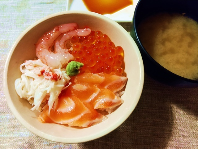 豪華海鮮丼web
