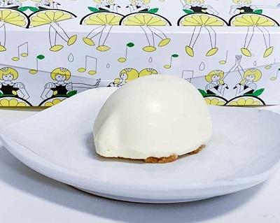 生レモンケーキ