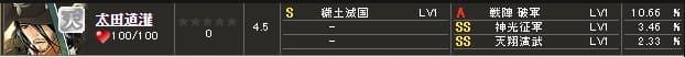 天 太田S