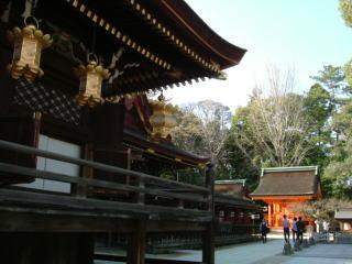 北野天満宮摂社・地主神社