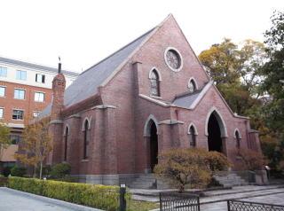 同志社礼拝堂