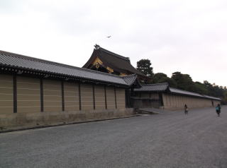 京都御所・宣秋門