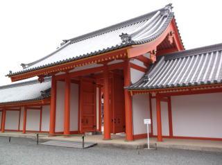 京都御所・月華門