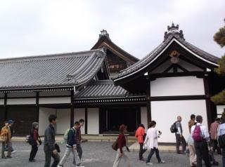 京都御所・宜陽殿