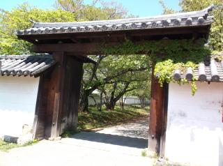 醍醐寺黒門