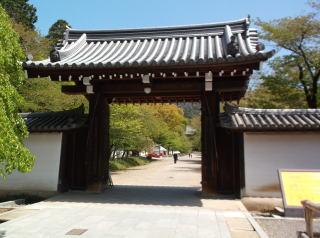 醍醐寺総門