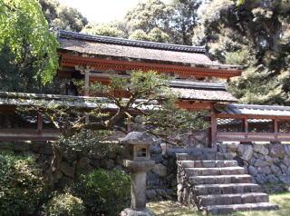 醍醐寺・清瀧宮本殿