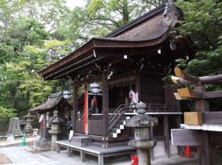 野見宿祢神社・豊国神社・一夜松社