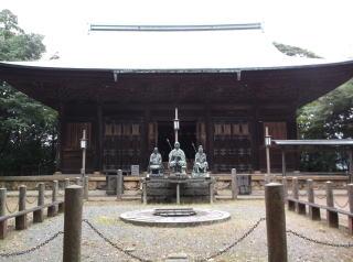 醍醐寺五大堂