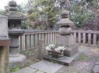 国松丸五輪塔