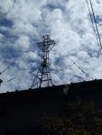 ルーフタワー撤去