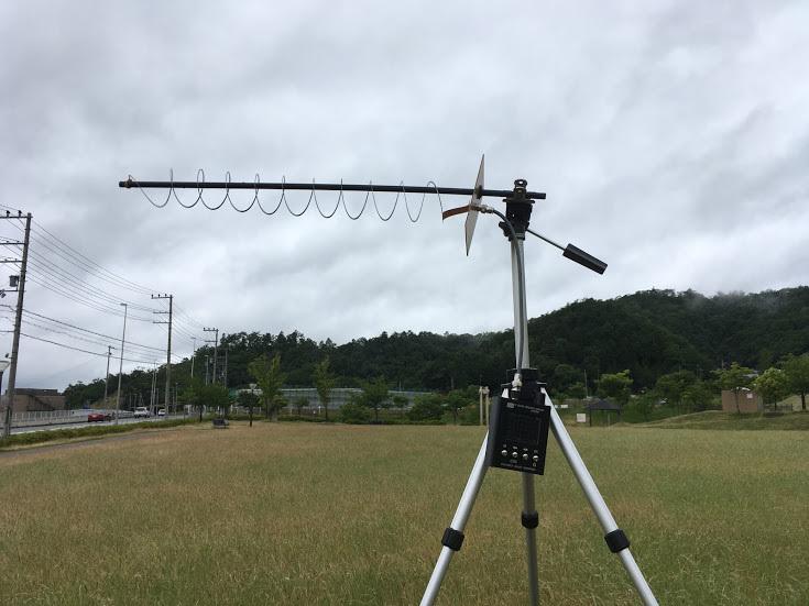 軸モードテスト/スリンキー