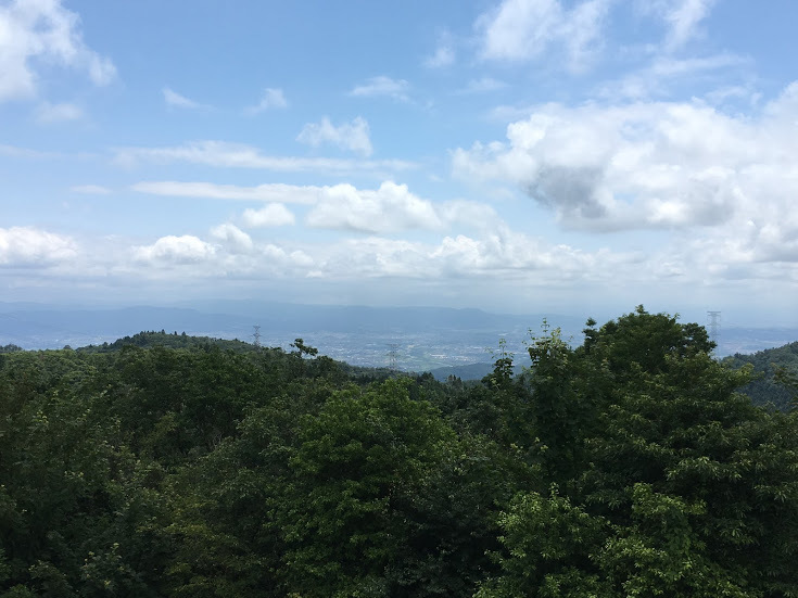 2019ポンポン山/京田辺